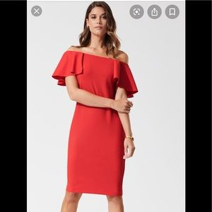 Beautiful for Christmas 🎄NWOT Carbon38 Red Dress